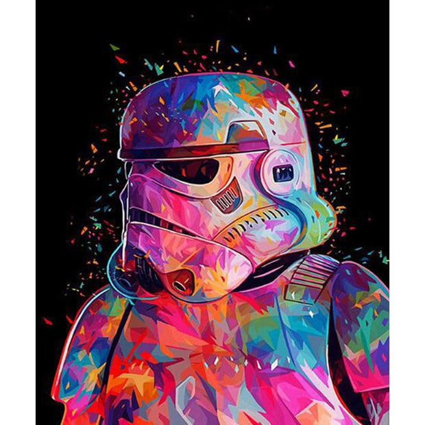 H355 Diamond Embroidery Star Wars,full Square,diamond Painting Cross Stitch,diy,diamond Painting Cartoon