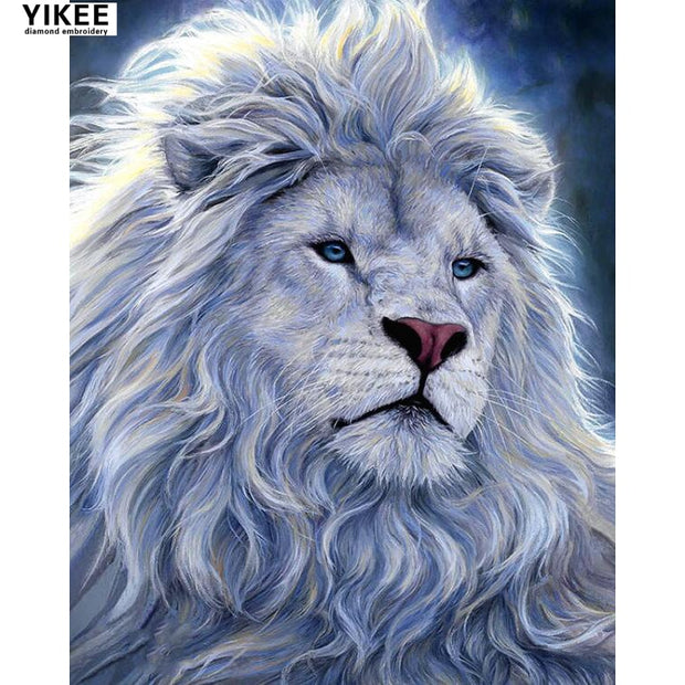 H367 Diamond Embroidery Lion,full Square,diamond Painting Cross Stitch,5d,diy,diamond Painting Lion King