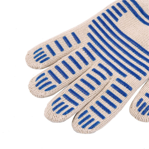 Heat Proof Resistant Cooking Kitchen Oven Mitt Glove For 540F Hot Surface