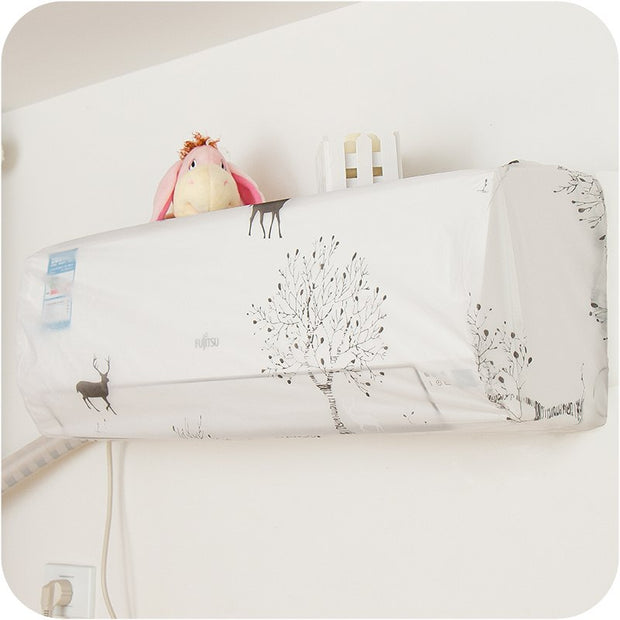 High Quality Air Conditioner Waterproof Cover Dust Proof Hang Air Conditioner Cover Home Decor