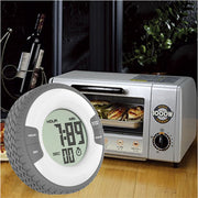 Large LCD Digital Kitchen Cooking Timer Count-Down Up Clock Loud Alarm Magnetic Jan4