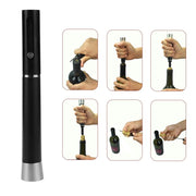 Multifunctional Air Pressure Wine Opener Bar Tools Corkscrew Cork Remover Kitchen Appliance Bar Supplies Bottle Pumps Opener