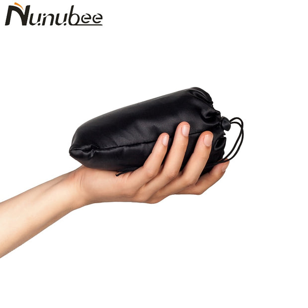 Nunubee PVC Portable Folding Travel Air Pillow Inflatable U Shape Neck Cushion Office Car Plane Sleeping Product