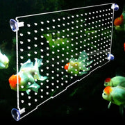 PETFORU Acrylic Fish Tank Segregation Board For Fish Isolation
