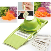 Practical Vegetable Slicer Food Chopper Cutter Cheese Grater Multifunctional Vegetable Cut Plastic Veggie Chopper Molds #33305