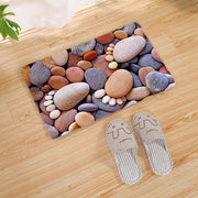 Print Room Carpet Soft Home Anti-Skid Living Stone Etc 9 1 Type Rug Type Square Bedroom Floor Mat Home Decoration