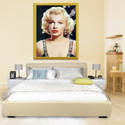 Sexy Famous Actress Marilyn Monroe 5D DIY Diamond Painting Full Square Diamond Embroidery Sale Picture Of Rhinestones Mosaic