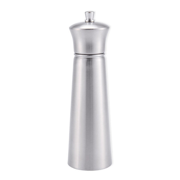 Stainless Steel Manual Salts Pepper Mill Spice Sesame Grinder Shaker Kitchen Tool