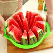 Stainless Steel Watermelon Slicer For Kitchen Accessories Watermelon Cutter Fruit Cantaloupe Knife Kitchen Tools And Cooking