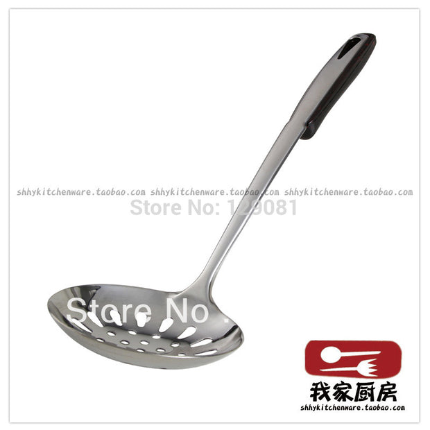 Stainless Steel Colander One Piece Stainless Steel Oil Filter Spoon Sooktops