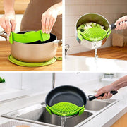 Vegetable Noodles Washing Sieve Kitchen Cleaning Strainer Draining Liquid Tool