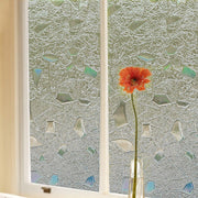 Waterproof PVC Frosted Glass Window Privacy Film Sticker Bedroom Bathroom Self Adhesive Film Home Decorative Film