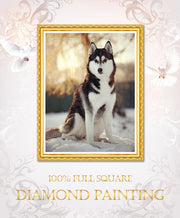 Wolf Diamond Painting Diamond Embroidery 5d Diy Full Square Animals Diamond Mosaic Drill Daimond Painting