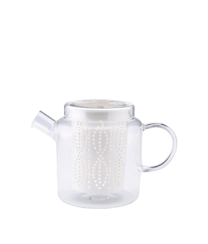 Weave Teapot with Porcelain Infuser 1L