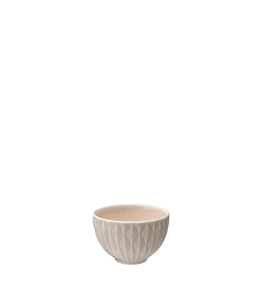 Weave Textured Bowl Taupe 150ml
