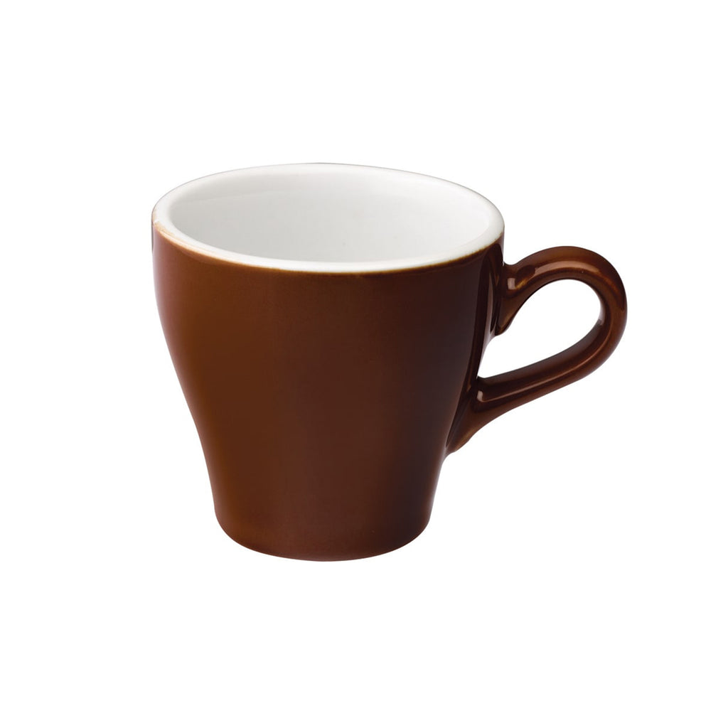 Loveramics Tulip Cappuccino Cup (Brown) 180ml