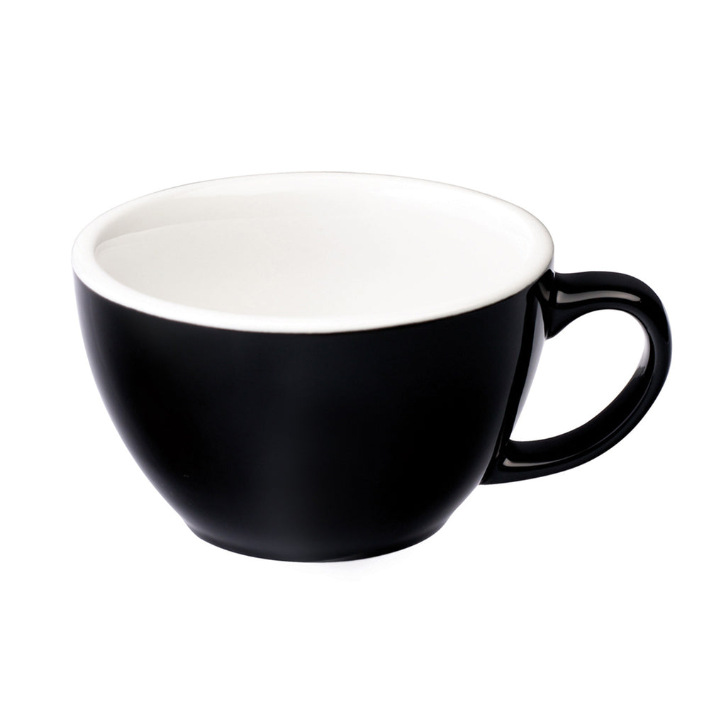 Loveramics Egg Latte Cup (Black) 300ml