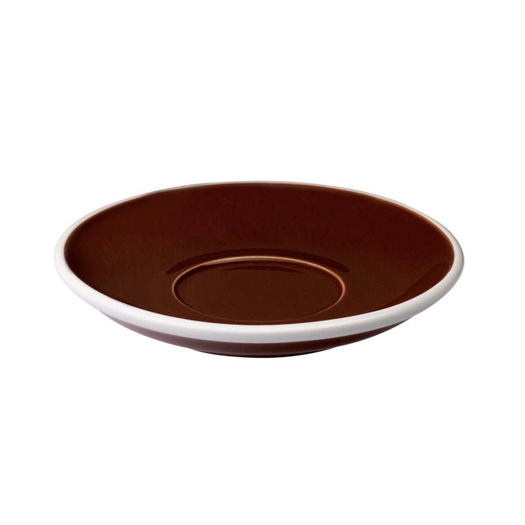 Loveramics Egg Latte Saucer (Brown) 15.5cm