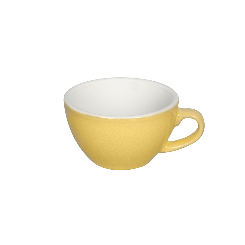 Loveramics Reactive Glaze Potters Cappuccino Cup (Butter Cup) 200ml