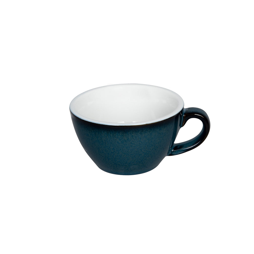 Loveramics Reactive Glaze Potters Flat White Coffee Cup (Night Sky) 150ml