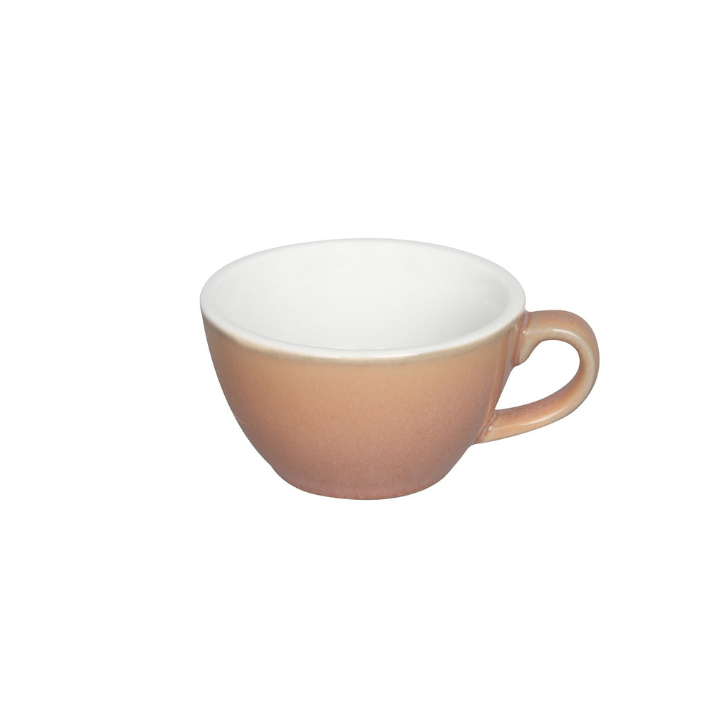 Loveramics Reactive Glaze Potters Flat White Coffee Cup (Rose) 150ml