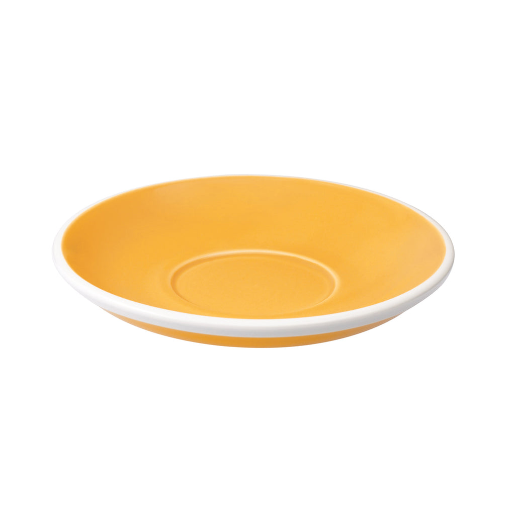 Loveramics Egg Latte Saucer (Yellow) 15.5cm