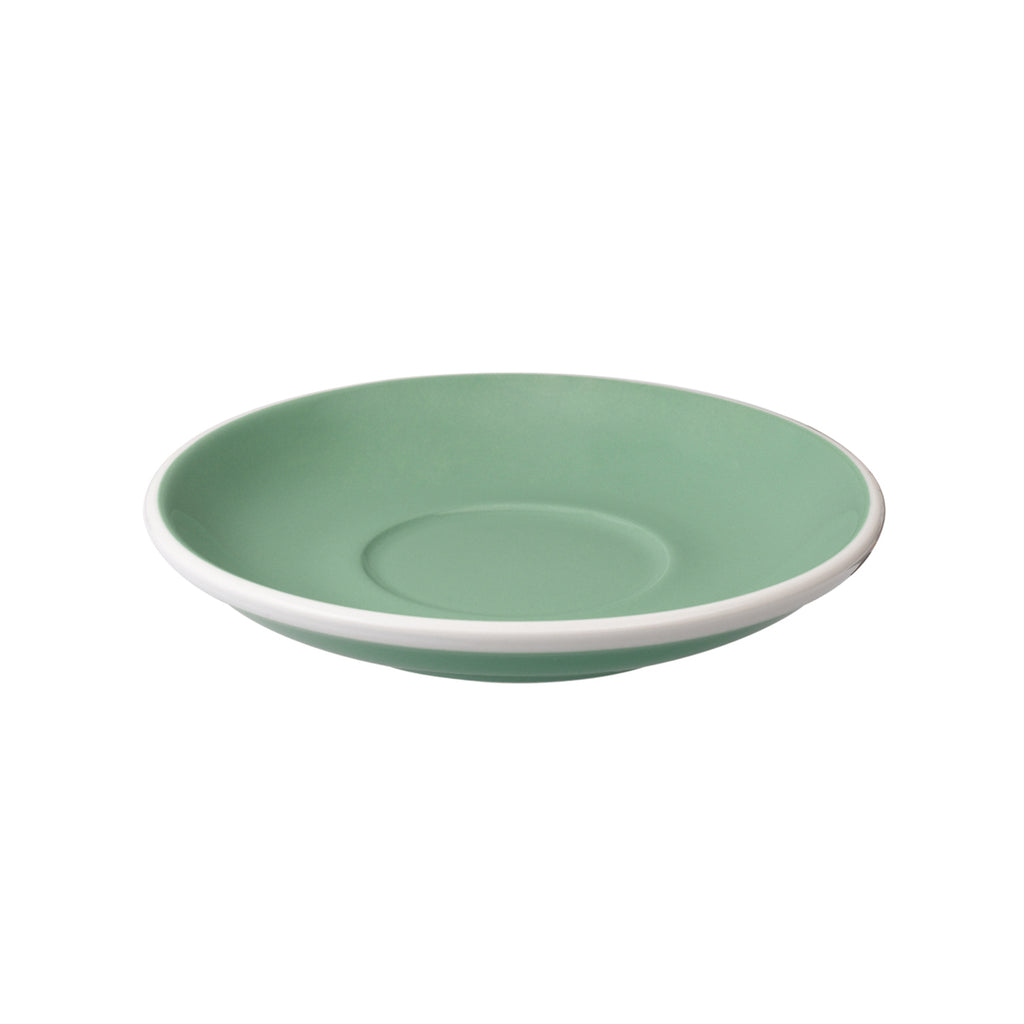 Loveramics Egg Cappuccino / Flat White Saucer (Mint) 14.5cm