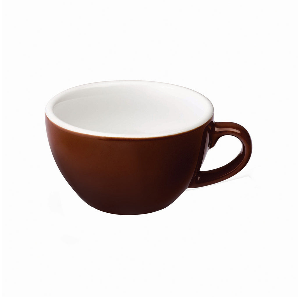 Loveramics Egg Flat White Cup (Brown) 150ml