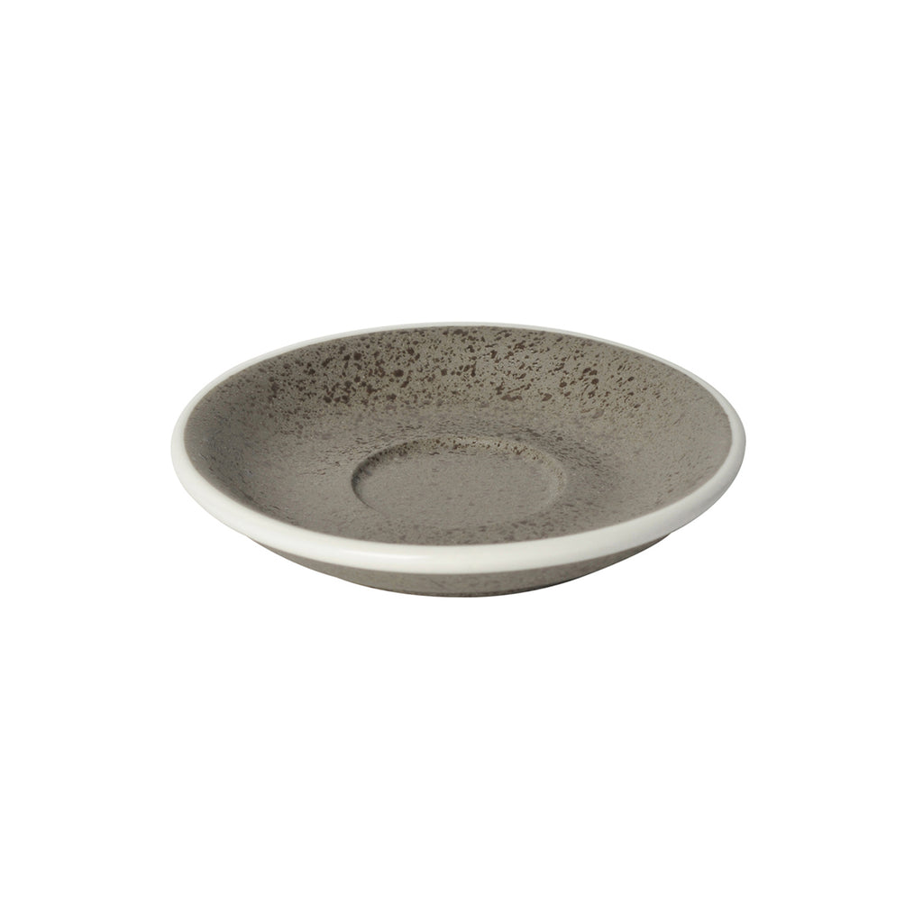 Loveramics Egg Potters Espresso Saucer (Granite) 11.5cm