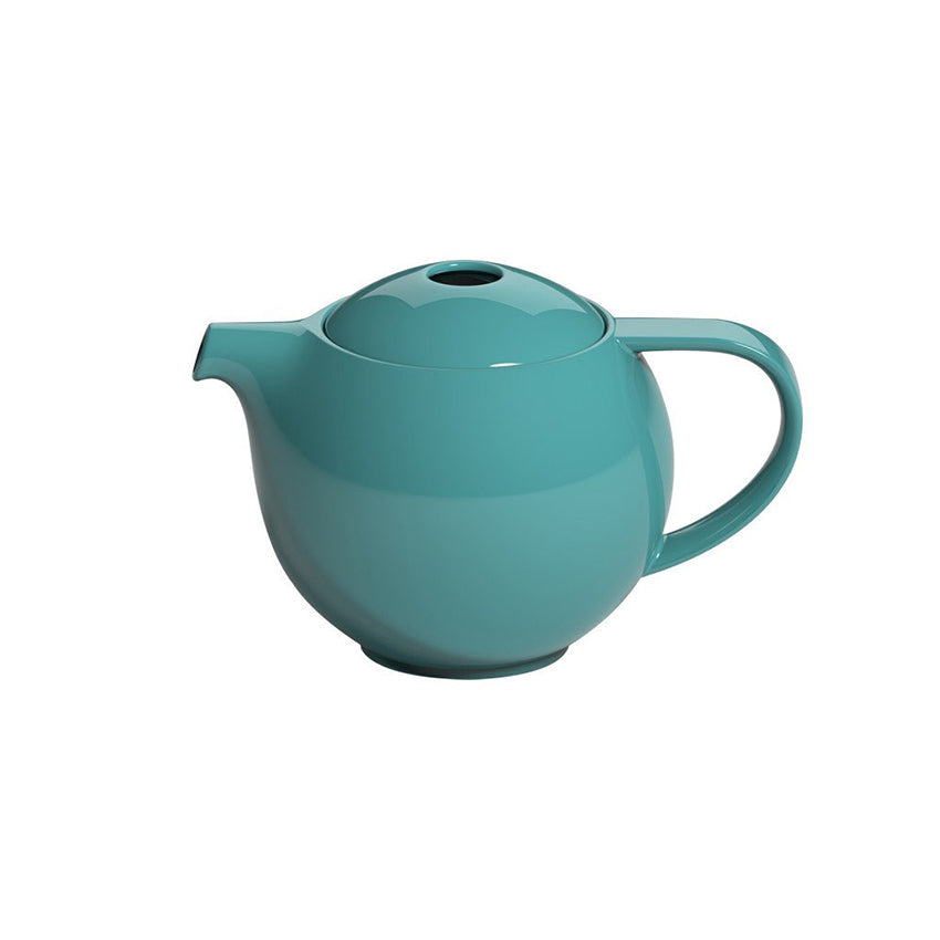 Lovermics Pro Tea Teapot with Infuser (Teal) 900ml