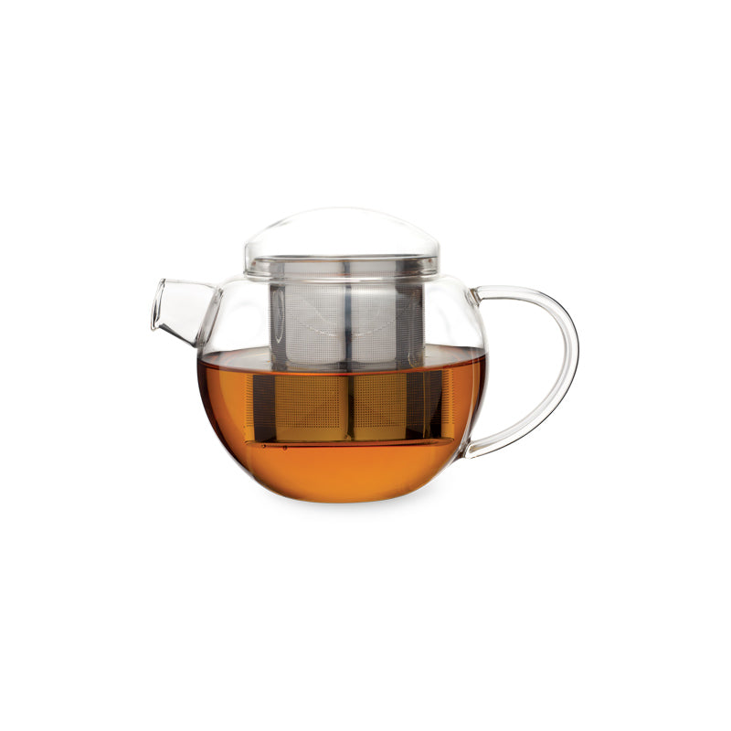 Pro Tea 900ml Glass Teapot with Infuser