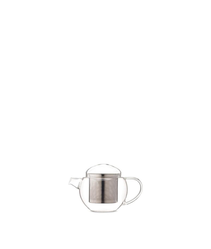 Pro Tea 400ml Glass Teapot with Infuser