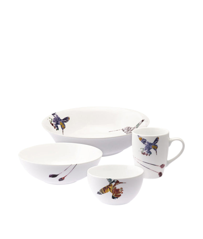 Loveramics Flutter Dinner Set 16-Piece