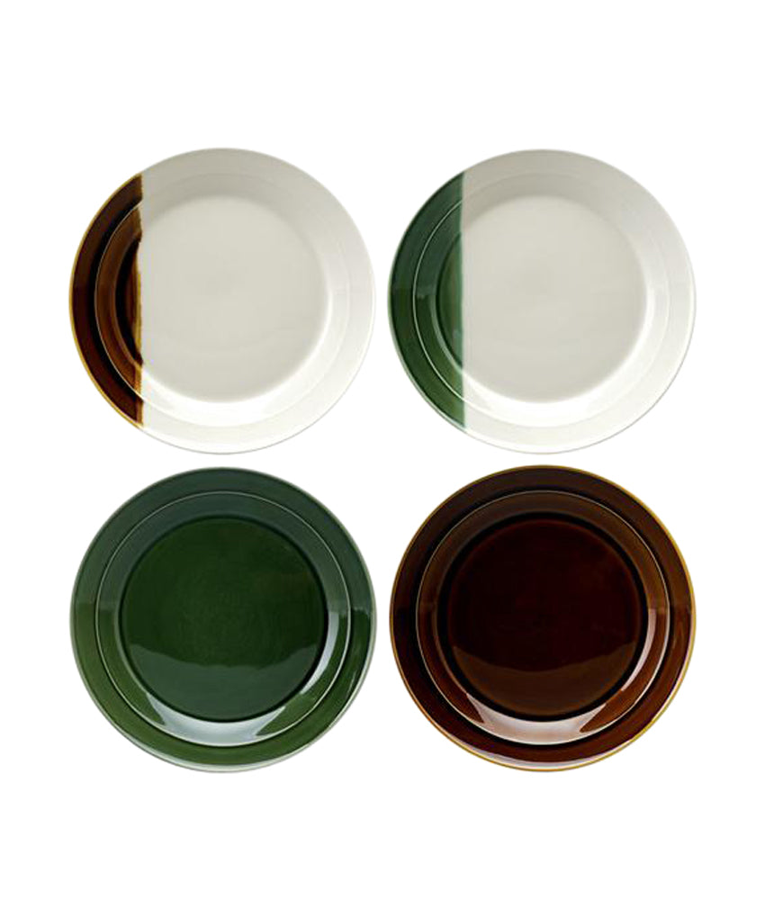 Sancai Set of 4 Side Plates