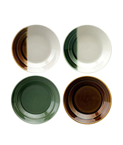 Sancai Set of 4 Sauce Dish