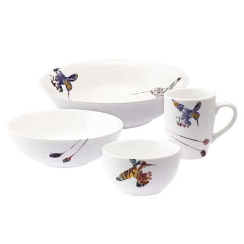 Loveramics Flutter Dinner Set 12-Piece