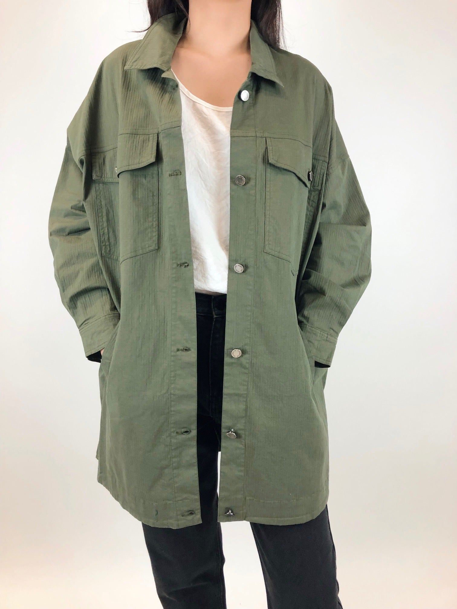 Railtown Jacket 3005