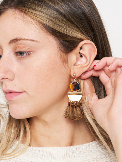 Beatty Earrings 5003