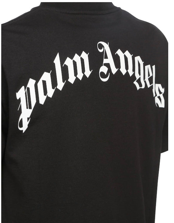 Palm Angels Bear T-Shirt Black