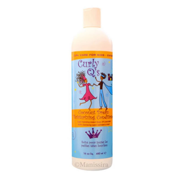 Après-Shampooing COCONUT DREAM CURLY Q'S