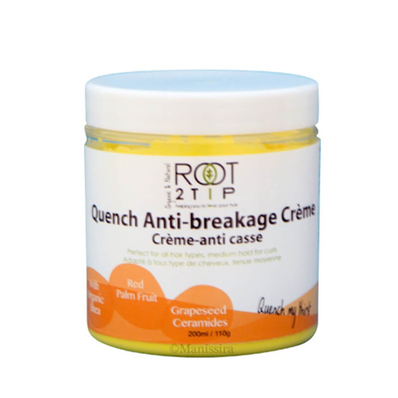 Crème anti casse QUENCH ANTI-BREAKAGE CREME ROOT 2 TIP