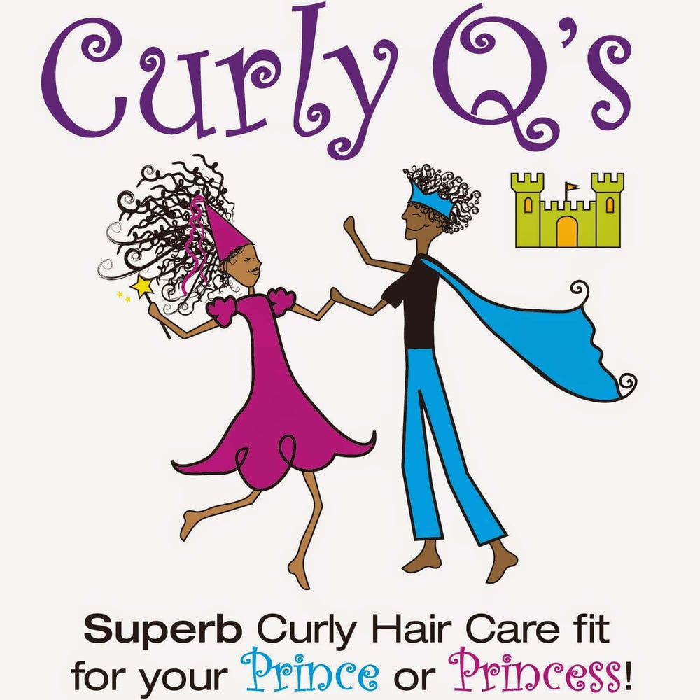 CURLIE CUTIE CLEANSING CREAM  CURLY Q'S Crème Lavante Boucles