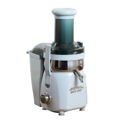Retro Super Fast Centrifugal Juicer