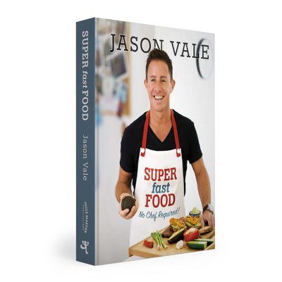 Super Fast Food Book
