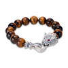 Brown Dragon Bracelet For Man