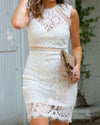 Until Forever Lace Dress