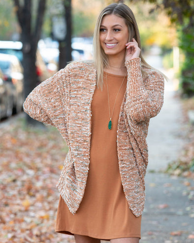 Autumn Mornings Cardigan