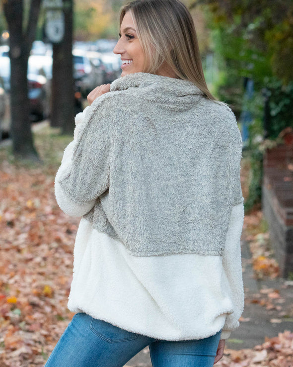 Lazy Weekend Pullover