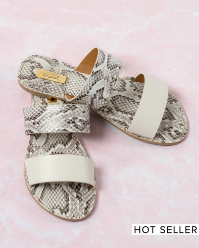 Great Escape Snake Print Slides
