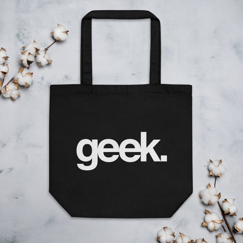 Geek Eco Tote Bag
